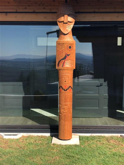 Custom Totem Pole