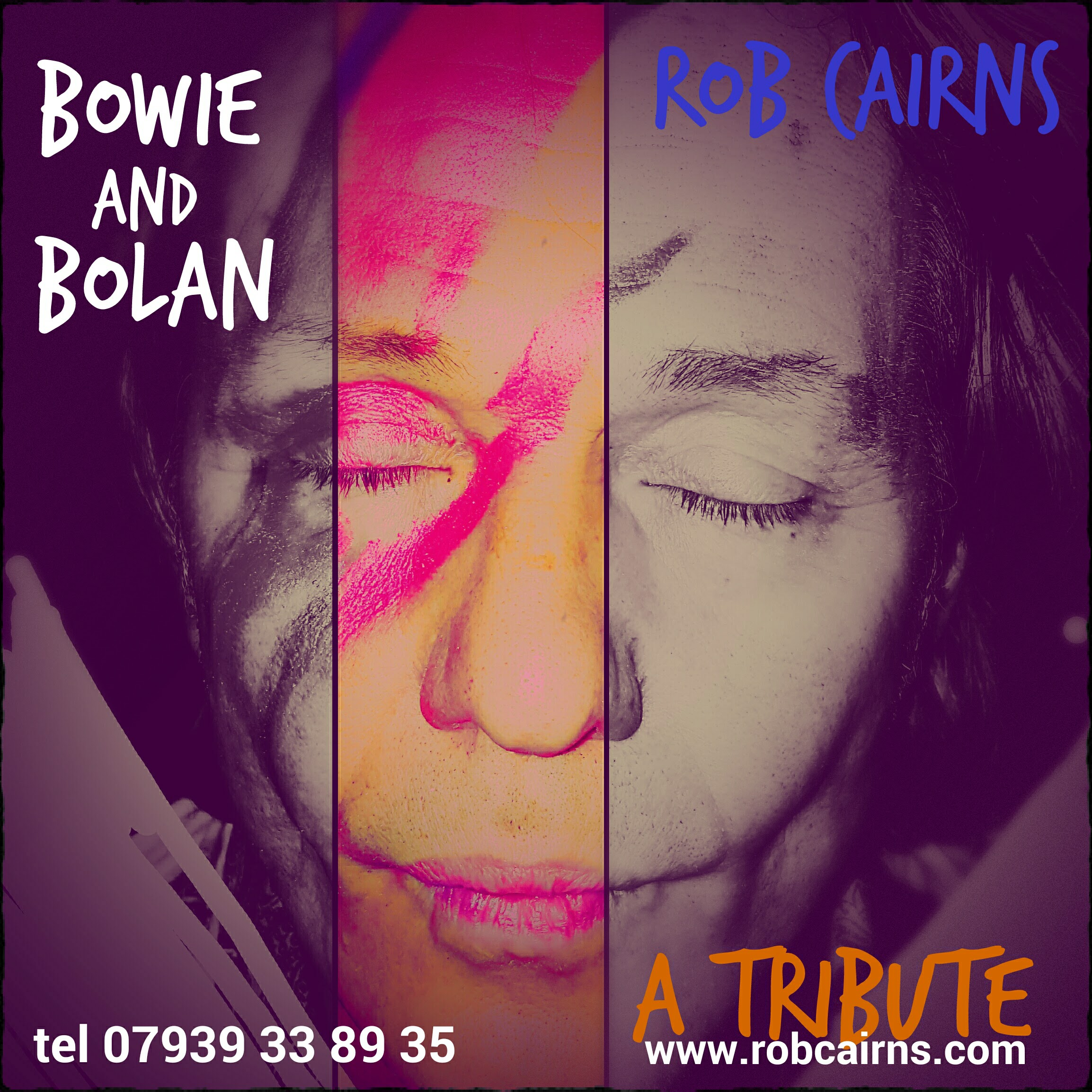 David Bowie Rob Cairns