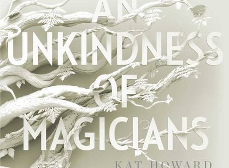 Book Review: An Unkindness of Magicians