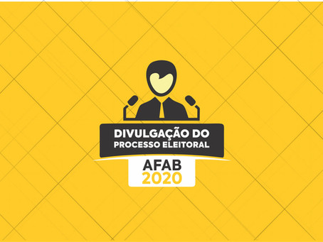REGIMENTO DO PROCESSO ELEITORAL