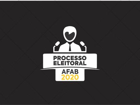 PROCESSO ELEITORAL AFAB