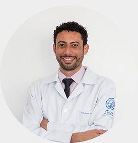 Edson Santiago fisioterapeuta do CIP