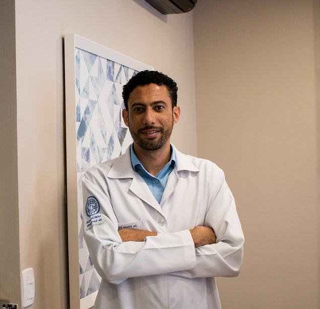 foto do fisioterapeuta Edson santiago