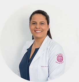 Cibele Batista, fisioterapeuta do CIP