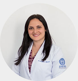 Ana Carolina Manzoni, fisioterapeuta do CIP