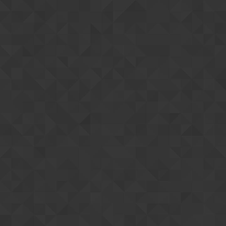 Fundo preto, com padrão geométrico
