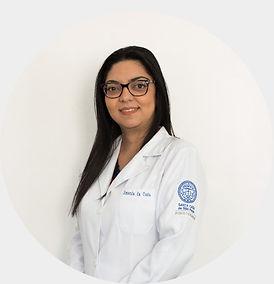 Amanda da Costa, fisioterapeuta do CIP