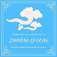 Zhineng Qi Gong e Medicina Cinese