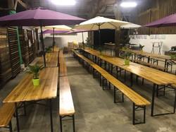 La station prune transformée en restaurant