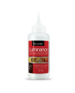Luminance Oxidante en Crema 20 vol