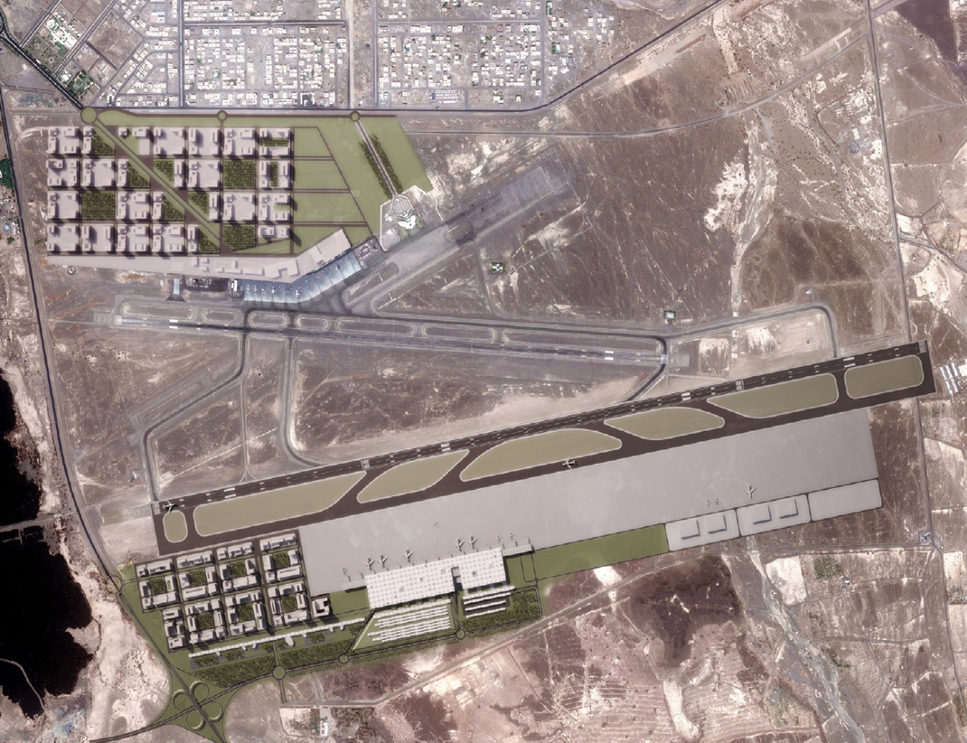 MADINA AIRPORT COMPETITION