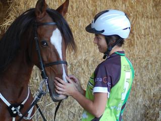 Espectacular jornada Horseball en Hípica Esparreguera
