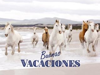 Buenas Vacaciones / Bones Vacances