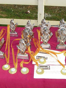 Sensacional competición deCDT0* + CDT1* en Hípica Esparreguera