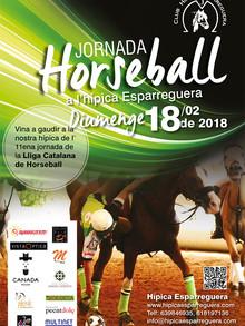 Jornada Horseball a Esparreguera