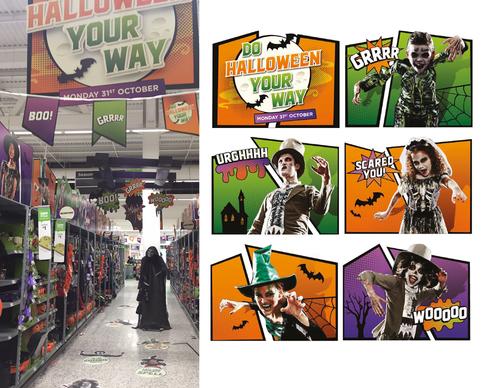 Do Halloween Your Way