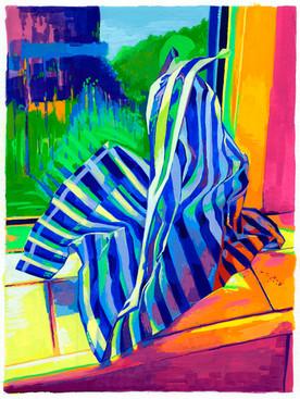 Paper Bag - Gouache Painting