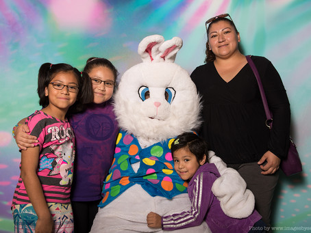 Images by Seb volunteers for Easter Photos at St Vincent de Paul