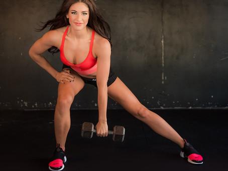Arizona Foothills Magazine Fitness Photo