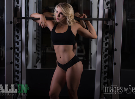 All in Boxing and Fitness Photo Shoot