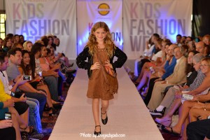 Kid Fashion Show by the Young Agency