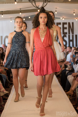 Teen Fashion Show
