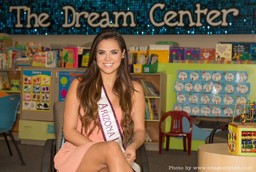 Miss Arizona Latina