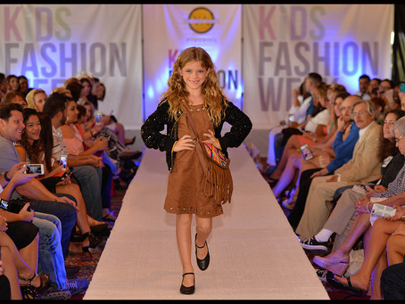 Kid and Teen Fashion Week at The Wrigley Mansion