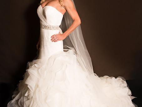 Beautiful White Wedding Dresses at the DB Bridal Expo