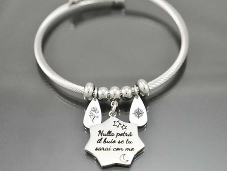 """Un nuovo braccialetto in acciaio: si chiama """"NISOS"""""""
