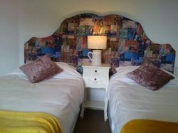 Trevarez Double/Twin bedroom