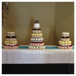 Cupcake Stand Rentals