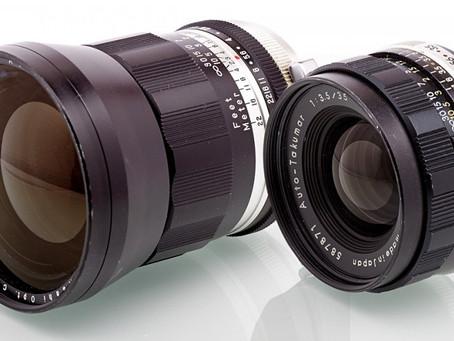 Pentax Takumar 2.3/35mm und Auto Takumar f/3.5 an Sony Nex-6 und Canon EOS 5D Mark 2.5
