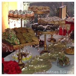 Christmas Dessert Bar Rentals