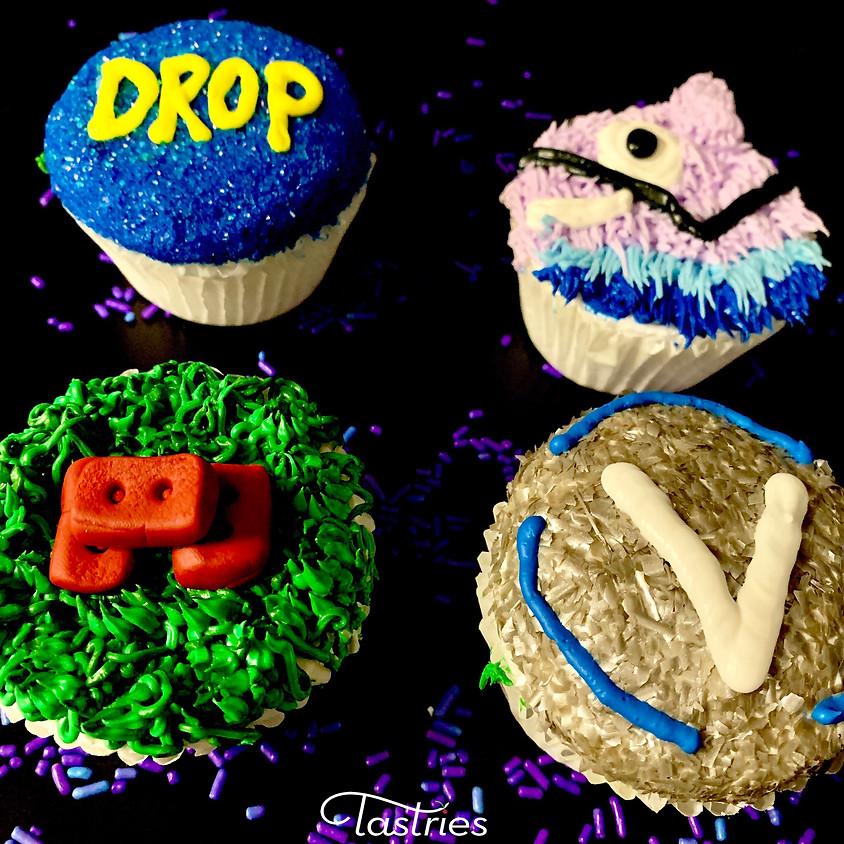 Cupcake Decorating Class - Fortnite 2:30pm