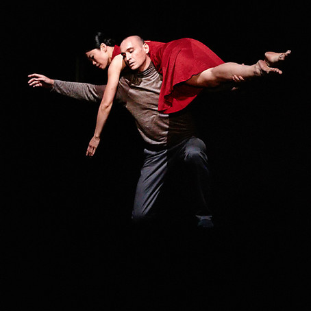 Flight of Gravity  - Uraufführung im Stadttheater Bern