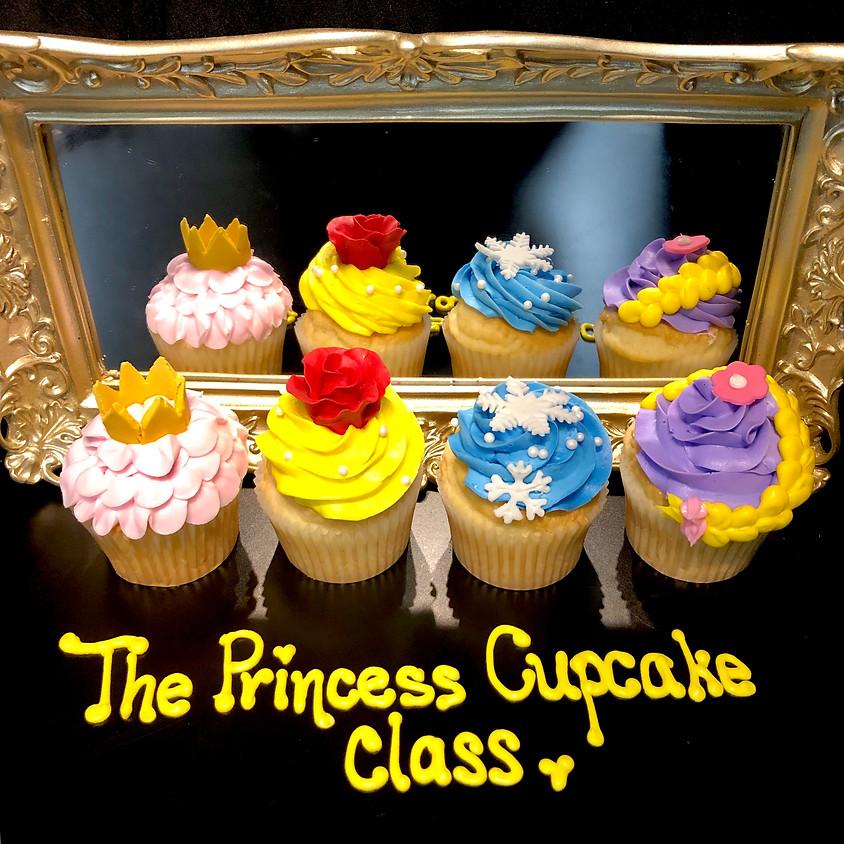 Cupcake Decorating Class - Princess 2:30pm