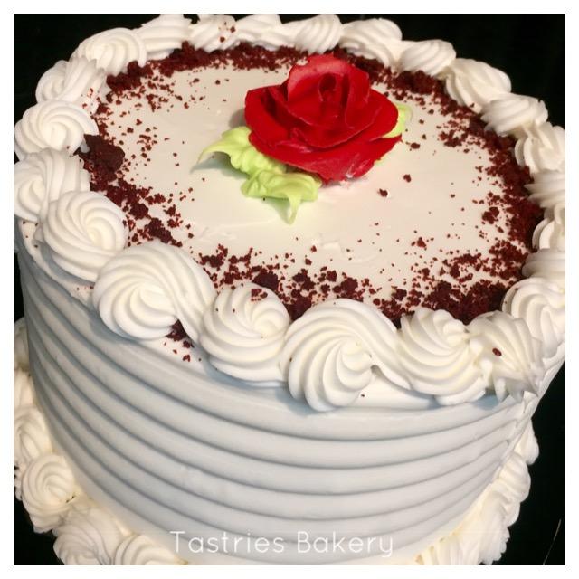 Red Velvet Dessert Cake, Bakersfield