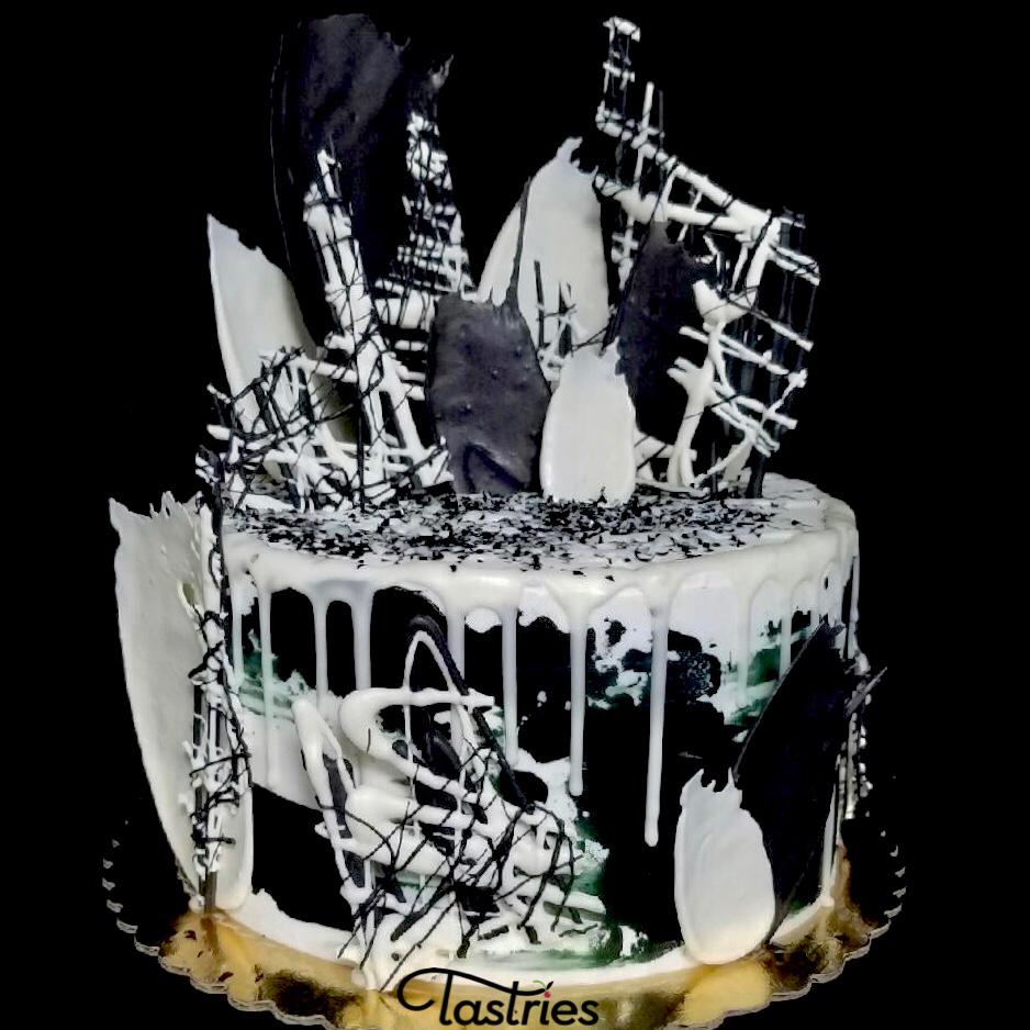 Designer Dessert Cake, Tastries