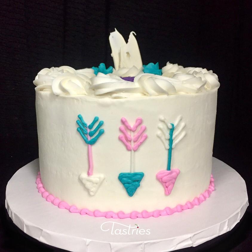 Cake Decorating Class - Boho 2:00 p.m.