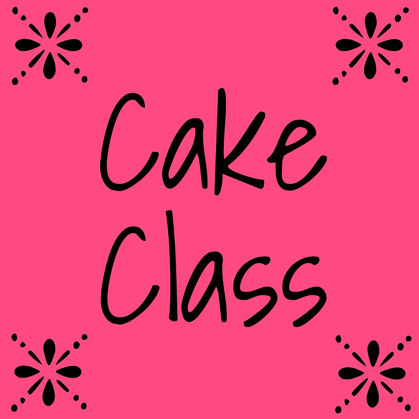Cake Decorating Class - Mermaid/Ocean 5:30pm