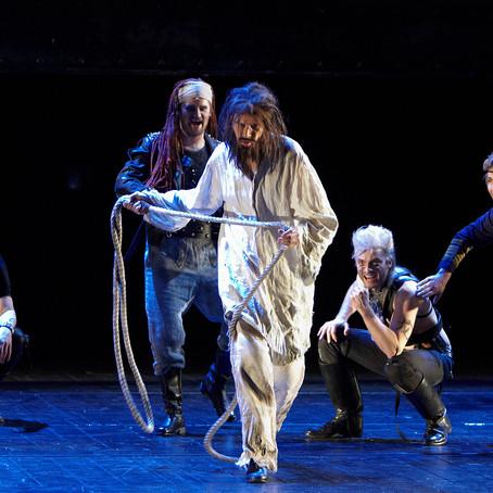 Der Graf von Monte Christo - Weltpremiere im Stadttheater SG