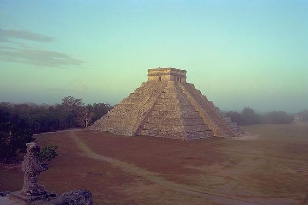 Chichén Itzá 1992