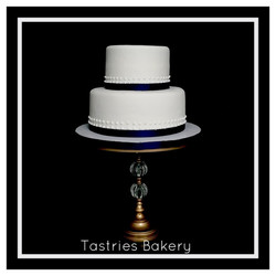 Gold Cake Stand Rental, Bakersfield