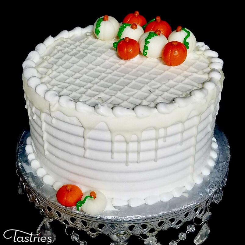 Pumpkin Spice Dessert Cake