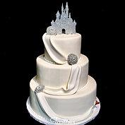 Princess Wedding Cake Bakersfield CA