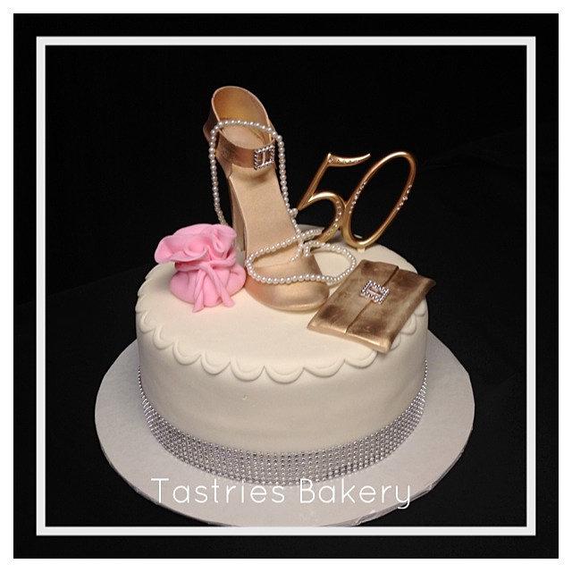Happy Birthday Shoe Cakes Pictures