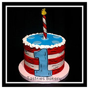First Birthday Cakes Tastries Bakery Bakersfield