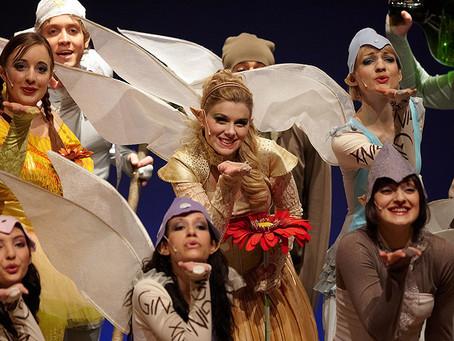 Sanskaja - Premiere im Volkshaus Zürich
