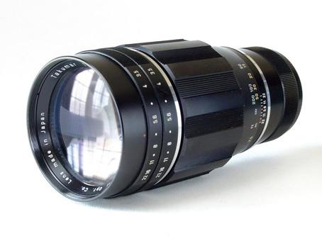 Asahi Pentax Takumar 200mm f/3.5